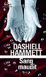 Sang maudit par Hammett