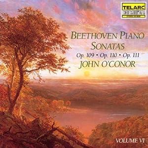Beethoven: Piano Sonatas Vol. 6: Op. 109, 110, 111