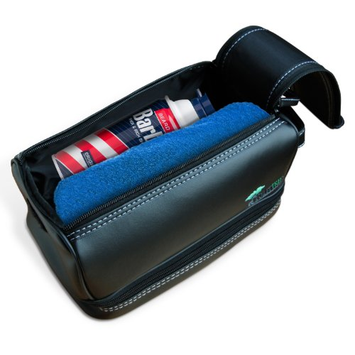 ToiletTree-Products-Toiletry-Bag-With-TSA-Approved-Bottles-and-Sonic-Travel-Toothbrush-Bonus-097-Ounce