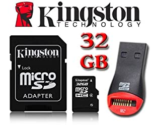 Kingston 32GB MicroSDHC Micro SD HC Memory Card For Sony Xperia Z3 By UkMobileAccessories