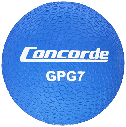 Concorde Grippy Playground Ball, Size 7, Blue