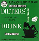Uncle Lees Teas Dieters Tea for Weight-Loss, 30 Ct