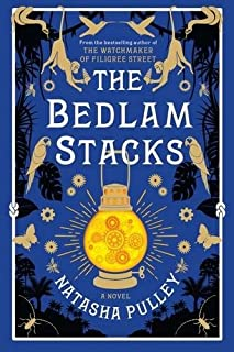Book Cover: The Bedlam Stacks