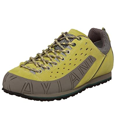 Kayland Men's Comet Approach Shoe,Lime,6 D(M) US