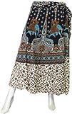 Long Indian Skirt Womens Wrap Around…