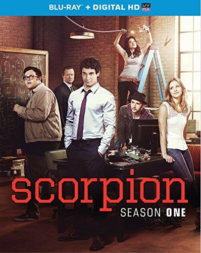 Scorpion: Season One [Blu-ray] [Import]