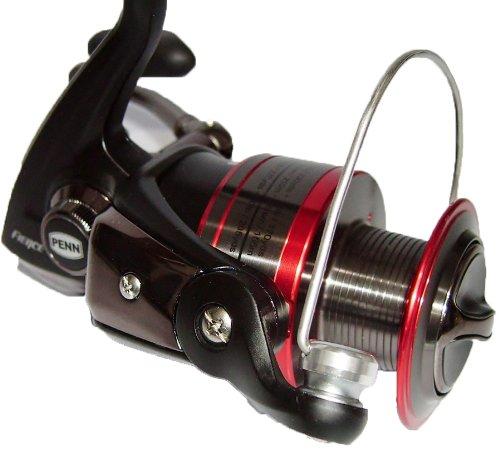 Penn fierce spinning reel from penn open sea fishing for Open reel fishing