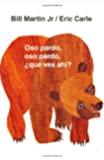 Oso pardo, oso pardo, ¿que ves ahi? (Brown Bear and Friends)