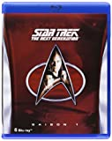 Star Trek - La nouvelle g�n�ration - Saison 1 [Blu-ray]