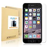 PLESON IPhone 6 Screen Protector - [Lifetime No-Hassle Warranty] Premium HD Clear Tempered Glass Screen Protector...