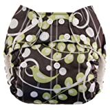 Swaddlebees Econappi One Size Pocket Diaper