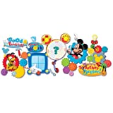 Mickey Mouse Clubhouse Working Together is Better Bulletin Set - Classroom and Bulletin Board Decorations