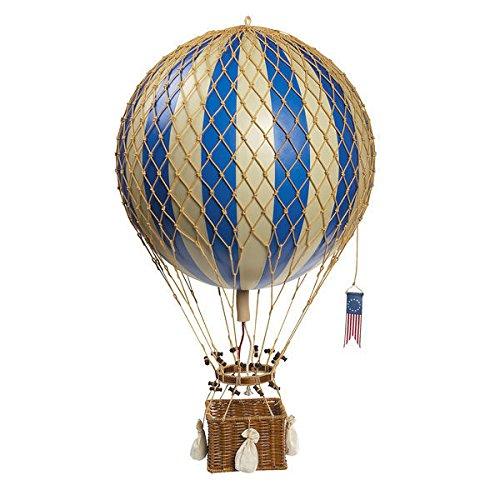 nostalgischer hei luftballon dekoration baby. Black Bedroom Furniture Sets. Home Design Ideas
