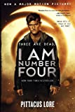 Pittacus Lore I Am Number Four