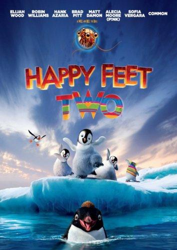 Happy Feet 2 on Amazon Prime Instant Video UK