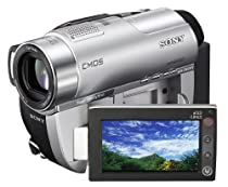 Sony DCR-DVD910 4MP DVD Handycam Camcorder with 15x Optical Image Stabilized Zoom