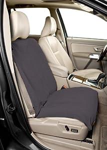 Duragear Dog Car Seat Cover- Bucket Fleece Slate