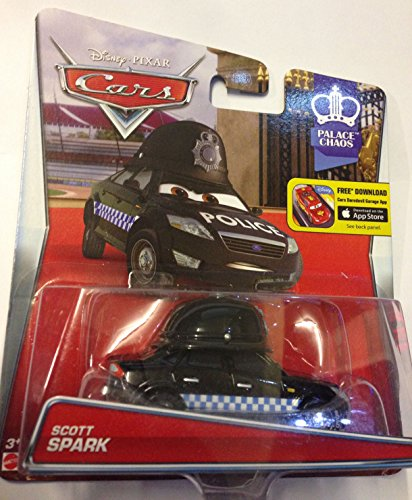 Disney Pixar Cars Scott Spark Palace Chaos