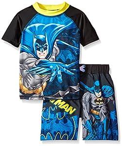Dreamwave Boys' Batman Swim Set at Gotham City Store