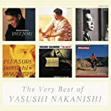 The Very BEST of YASUSHI NAKANISHI [Original recording remastered] / 中西保志 (CD - 2012)
