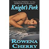 Knight's Fork (Love Spell Futuristic Romance)by Rowena Cherry