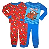 Cars Tow Mater Toddler Boys Cotton Pajamas - Set of 2
