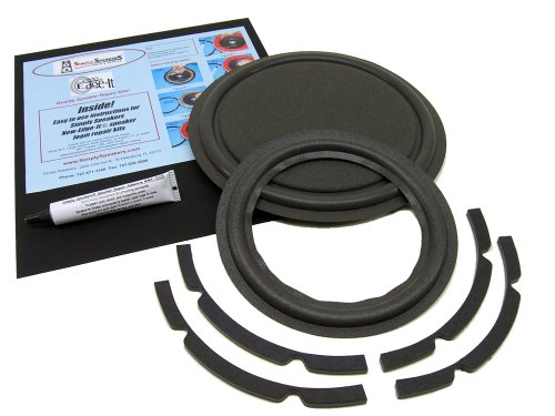"Velodyne V810Xb Subwoofer Foam Edge Repair Replacement Kit, 8"" Speakers, Fsk-V810Xb"