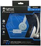 Turtle Beach Ear Force P11 Amplified Wired Stereo Headset w/mic (WHITE)