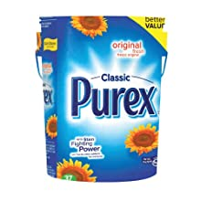 Purex 01912 Dry Detergent, Original Scent, 5.4 lbs, (Case of 4)