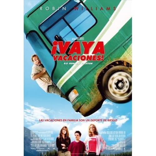 amazoncom rv movie poster 11 x 17 inches 28cm x 44cm