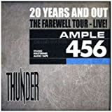 Thunder 20 Years And Out