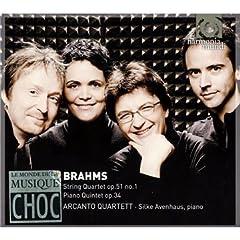 Brahms - Brahms : les quatuors pour piano et cordes 51Ve9saqtNL._SL500_AA240_
