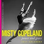 Misty Copeland 2017 Wall Calendar