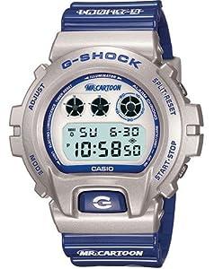 Casio G Shock Limited Edition Mister Cartoon Dw6900mrc-8 Rare G-shock Watch.