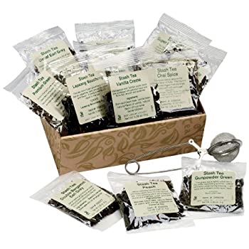 Loose Tea Variety Sampler