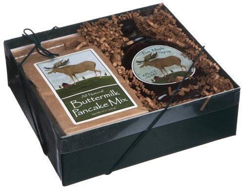 Brown Family Farm Moose Artwork Gift Box, 8-Ounce