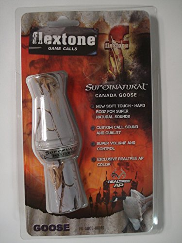 Flextone Supernatural Custom Canada Goose Call ~ Realtree AP ~ New Softtouch (Canada Customs compare prices)