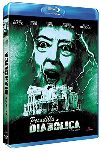 Burnt offerings ( pesadilla diabolica) 1976 - Blu-Ray - European Import - Region B