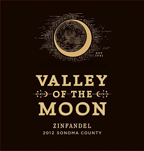 2012 Valley Of The Moon Sonoma County Zinfandel 750 Ml
