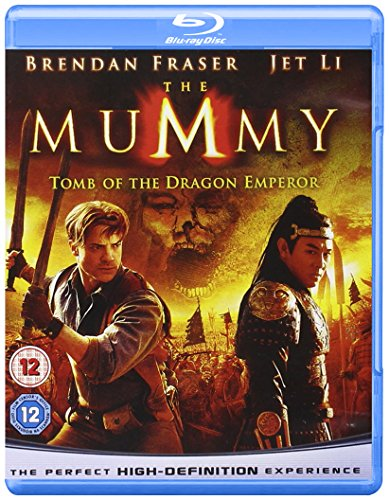 The Mummy: Tomb of The Dragon Emperor [Blu-ray] [UK Import]