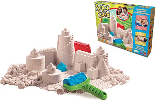 Super Sand - Castillo set de juego (Goliath 83219)