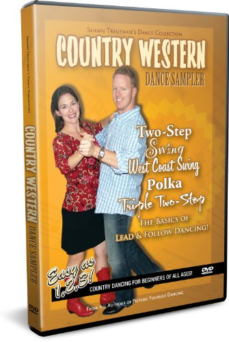 Country Western Dance Sampler (Shawn Trautman's Dance Collection)