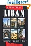 Guide Liban - Culture et art de vivre...