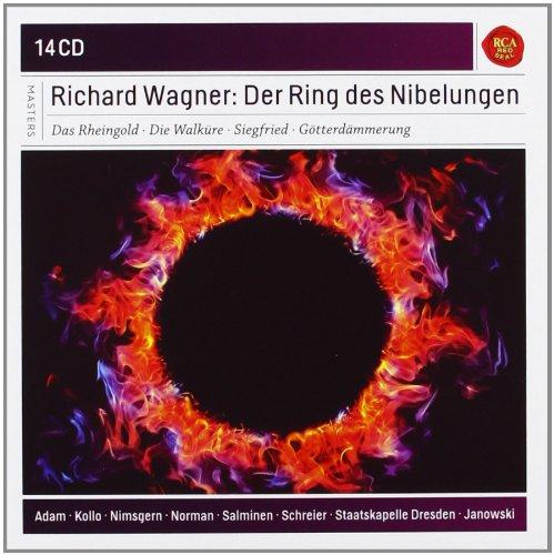Wagner: Anello Del Nibelungo-Tetralogia Completa [14 CD]