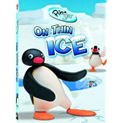 Pingu - On Thin Ice