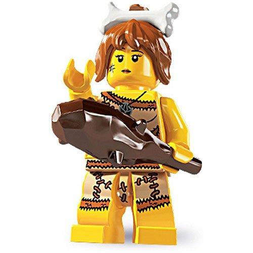 Lego Series 5 Cave Woman Mini Figure - 1