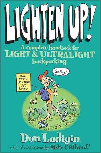 Ultralight Backpacking Guide