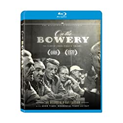 On The Bowery - The Films of Lionel Rogosin, Vol. 1 [Blu-ray]