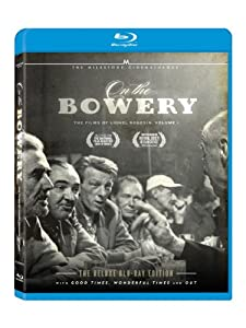 On the Bowery: The Films of Lionel Rogosin 1 [Blu-ray] [Import]