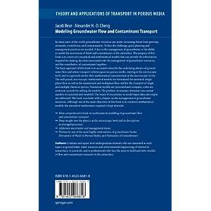 Modeling Groundwater Flow Livre en Ligne - Telecharger Ebook